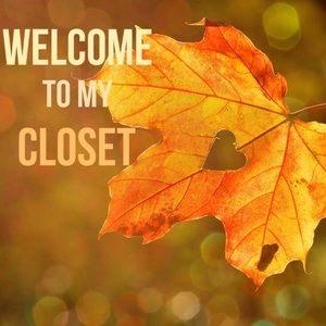 WELCOME TO MY CLOSET (please read)